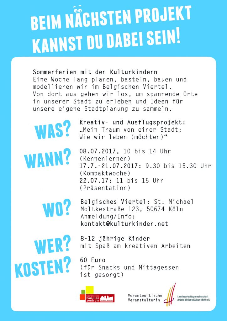 Flyer Traumstadt