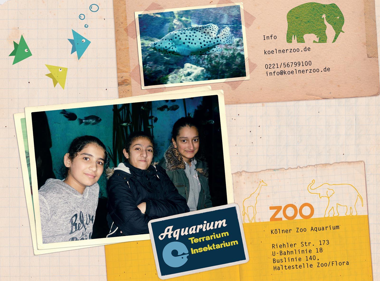 Kölner Zoo und Aquarium